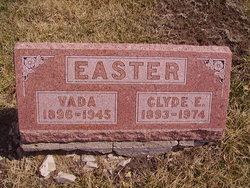 Vada <I>Filley</I> Easter