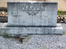 Henry J Baggarly