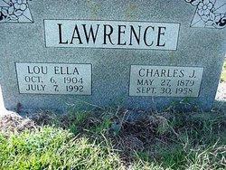 Louella <I>Kilpatrick</I> Lawrence