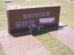 Charles William Golden