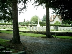 Avesnes-Sur-Helpe Communal Cemetery