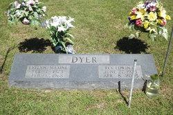 Evelyn Maxine <I>Burress</I> Dyer