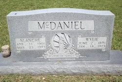 Wylie McDaniel