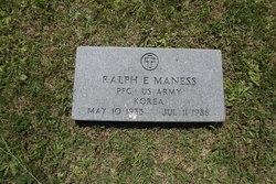 Ralph E. Maness