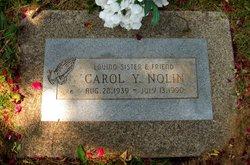 Carol Y. Nolin