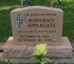 Rubygrace Applegate