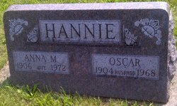 Anna M. Hannie