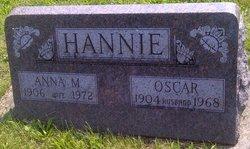 Oscar Hannie