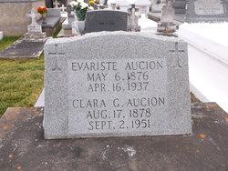 Clara <I>Guillory</I> Aucoin