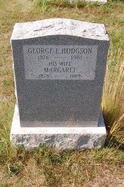 Margaret <I>Smith</I> Hodgson