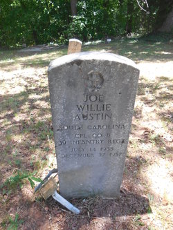 Joe Willie Austin