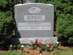 Constance L. <I>McBride</I> Hopkins