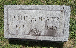 Philip Henry Heater