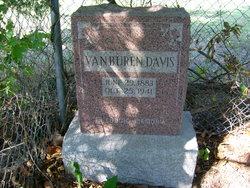 Martin Van Buren Davis