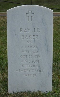 Ray Jimmie Donald Baker
