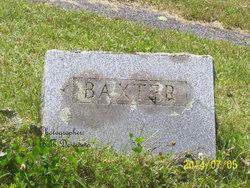Thomas Baxter