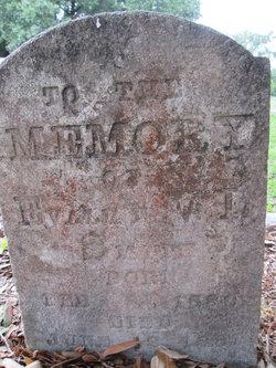 Evaline Victoria Lee Smith (1880-1881) - Find A Grave Memorial