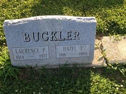 """Laurence P. """"Squeaky"""" Buckler"""