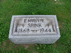 Emily E. <I>Street</I> Spink
