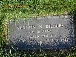 Vernon N Billups