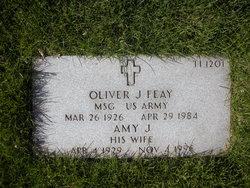 Oliver Joseph Feay