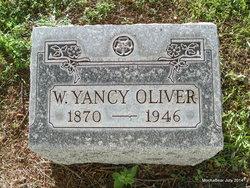 William Yancey Oliver