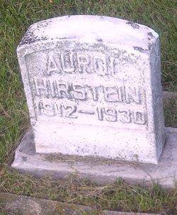 Aurol Elizabeth Hirstein