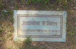 Josephine Nathalia <I>Swanson</I> Dacey