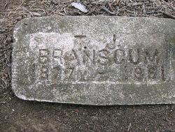 T. J. Branscum