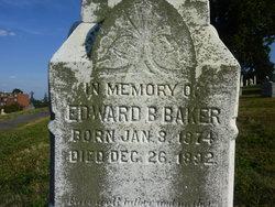 Edward B Baker