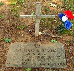 William Lafayette Evans