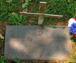 Asahel D. Hinshaw