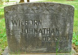Wilborn Johnathan Deason