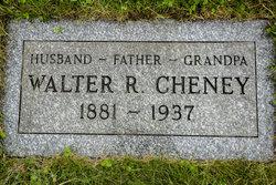 Walter Roy Cheney