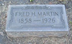 Frederick H. Martin