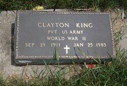 Clayton King