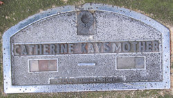 "Catherine ""Kate"" <I>Clue</I> Kays"