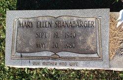 Mary Ellen Shanabarger