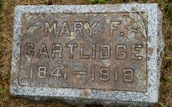 Mary F. Cartlidge