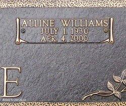 Elsie Alline <I>Williams</I> Tye