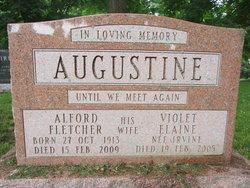 Violet Elaine <I>Irvine</I> Augustine