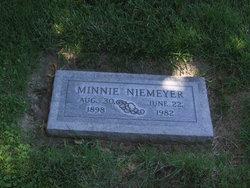 Minnie Velma Niemeyer