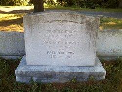 John Broquet Cherry