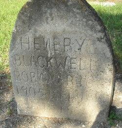 Henery Blackwell