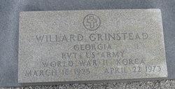 Willard D. Grinstead