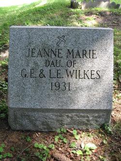 Jeanne Marie Wilkes