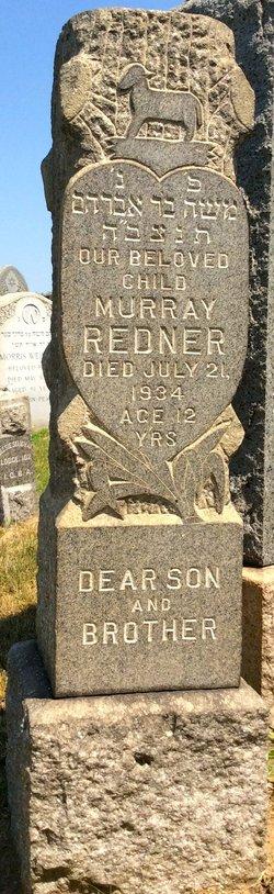 Murray Redner