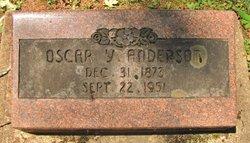 Oscar Y. Anderson