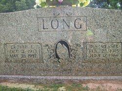 Ina Pearl <I>Messer</I> Long