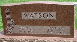 Thelma Grace <I>Olson</I> Watson